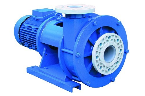CENTRIFUGAL PUMPS IN COMPOSITE MATERIALS FOR CORROSIVE FLUIDS