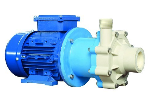 MAGNETIC DRIVE CENTRIFUGAL PUMPS IN COMPOSITE MATERIALS