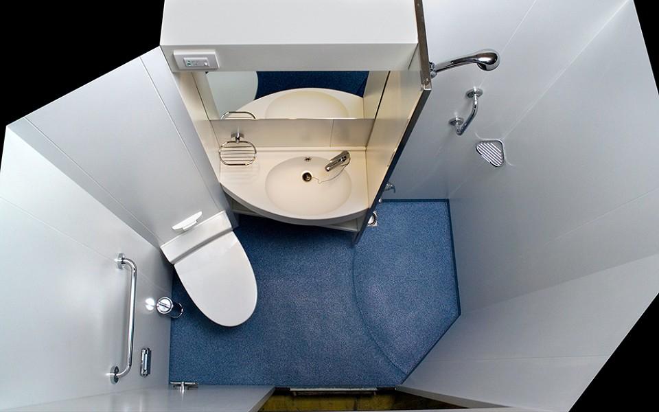 Cabina Bagno Prefabbricata : Sanitrade bagni prefabbricati moduli bagno prefabbricati cellule